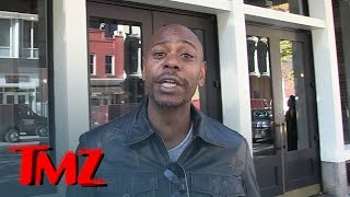 Dave Chappelle Says Hell No, I Don't Support Trump! | TMZ