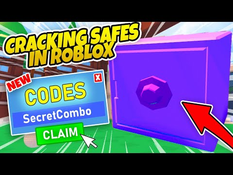 ALL SAFE CRACKING SIMULATOR CODES - Roblox