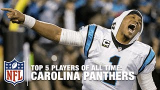 Top 5 Panthers of All Time: Where Does Cam Newton Land? | NFL Rank'd