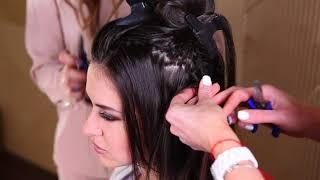 Наращивание волос. 7 урок