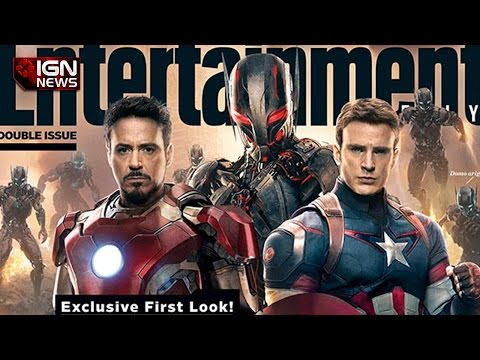 First Image of Ultron in Avengers 2 - IGN News