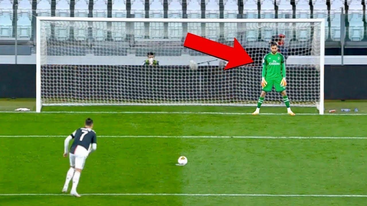 Efsane Komik Penaltı Atışları - Futbol Tarihine Geçtiler!