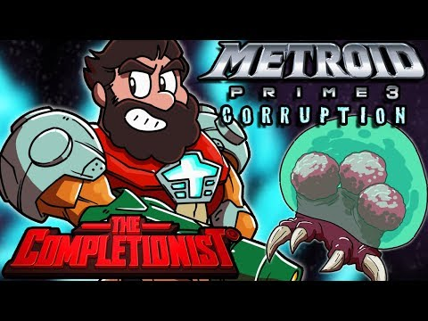 Metroid Prime 3 Corruption | The Completionist