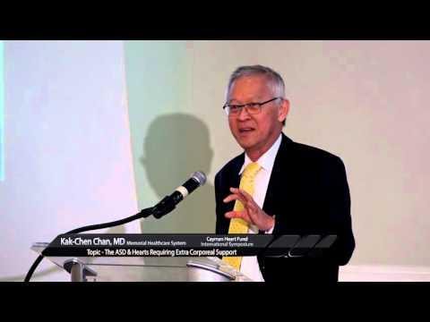 Cayman Heart Fund Symposium - Dr. Kak-Chen Chan, MD