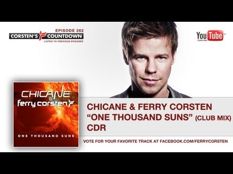 Corsten's Countdown #262 - Official Podcast