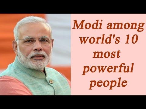 Forbes 2016: Narendra Modi ranked 9th in list of world's most powerful person | Oneindia News