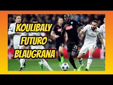 Koulibaly al Barcelona