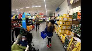 Поход в магазин за продуктами для моих любимых рецептов - KimOna