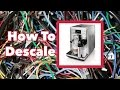 How To Descale A Saeco | Morning Maintenance