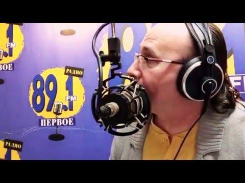 №15 Прямой видеоэфир из студии Первого радио 89.1FM (Israel)