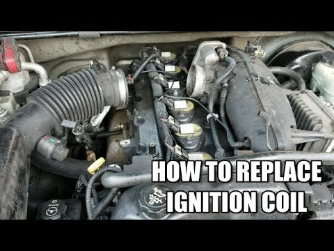 How to Replace Ignition Coil 20022009 GMC Envoy  YouTube