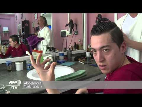 Tunisian Men Prioritise Beauty Despite Stigma