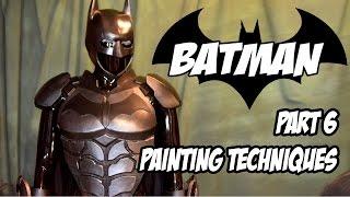 Batman Arkham Knight Armor How To Diy Costume Cosplay Part 6