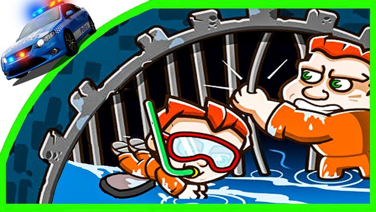 Побег из тюрьмы Крафт - androidik.net