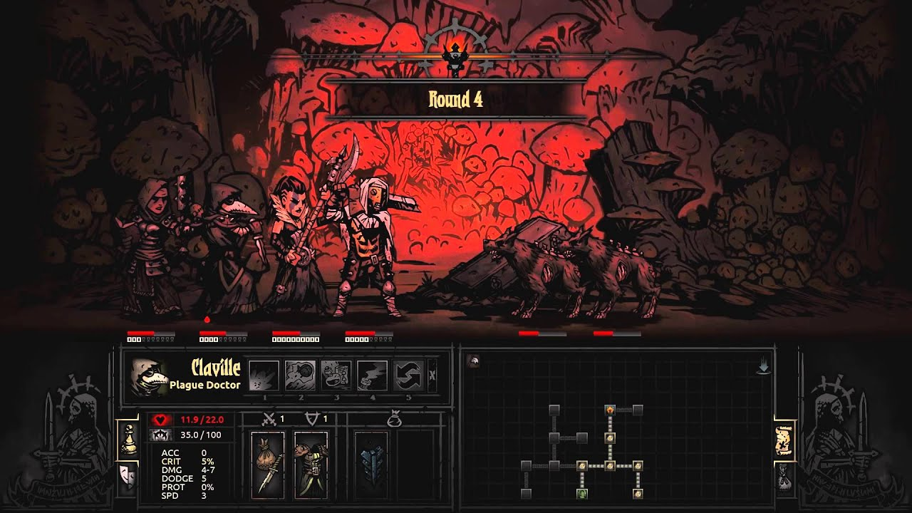 darkest dungeon how to get more deeds