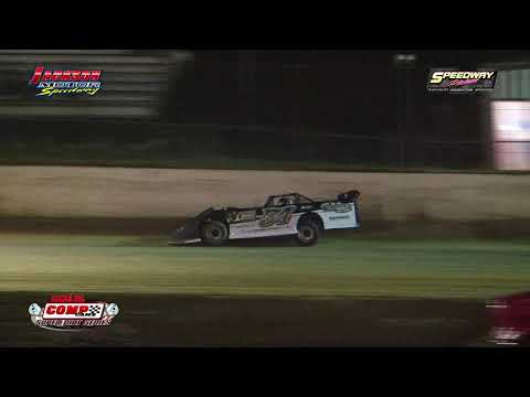 All American Super Late Model Heat 4 Jackson Motor Speedway Nov  3, 2018