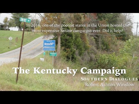 Kentucky Campaign - Southern Dialogues Series One // 2014