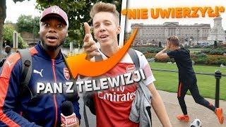 JESTEM W ANGLII!! | Nie uwierzysz co robię!! | PNTCMZ Football