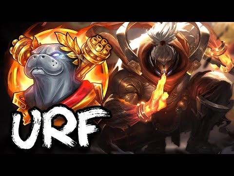 League of Legends: U.R.F. Jax thumbnail