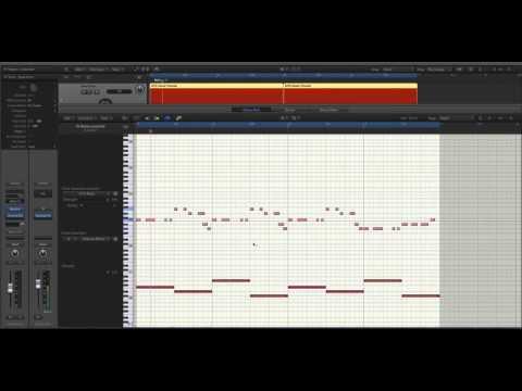 Piano Roll - Logic X - Pro Tips