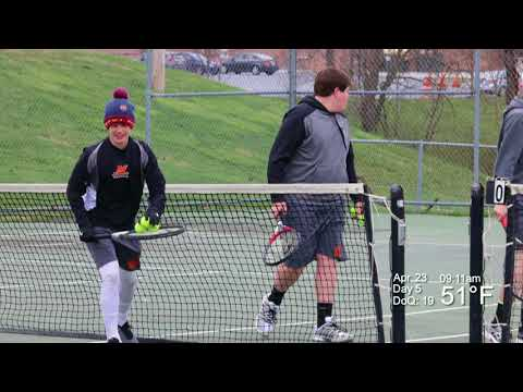 Coffee Table Interview, Tennis Coach Mr. Law: 2018-04-23