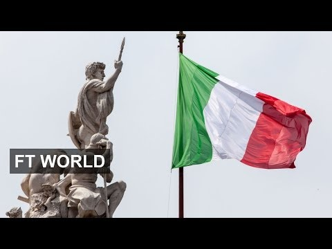 Italy's finance chief on EU recovery