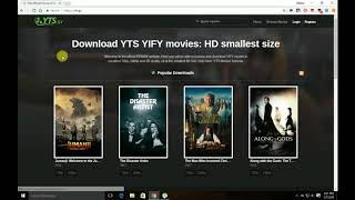 How to Download any movie in HD result(u torrent)