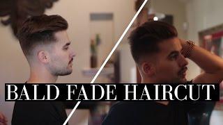 Bald Fade Haircut | Classic Bald Fade Haircut and Style | MY NEW HAIRCUT