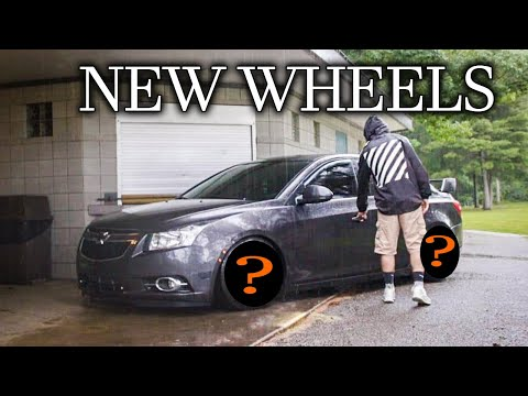 Revealing My New Wheels And Tires!