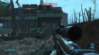 Fallout 4 Fallout BS pip-boy disappears