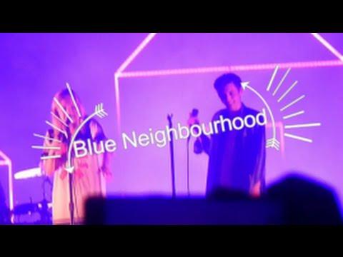 TROYE SIVAN & ASTRID S - BLUE NEIGHBOURHOOD TOUR HAMBURG 2016
