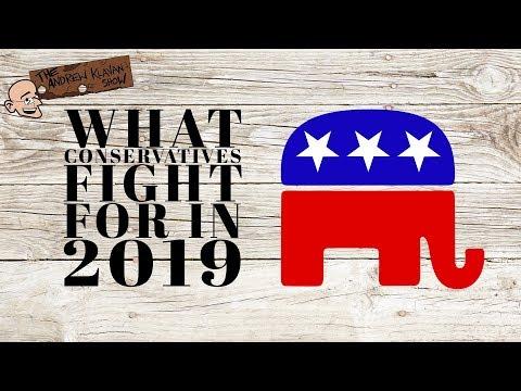 2019: Why We Fight    The Andrew Klavan Show Ep. 631