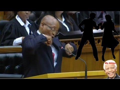 The Nkandla Jive