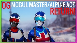 (OG) ALPINE ACE/MOGUL MASTER SKINS RETURN! Daily Item Shop (Season 7) Fortnite Battle Royale!
