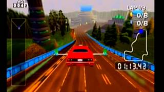 San Francisco Rush 2049 - Sega Dreamcast (Gameplay)