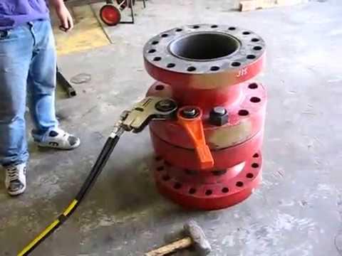 Enerpace High Pressure Bolting Systems vs. Older Methods