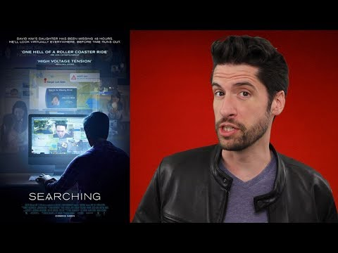 Searching - Movie Review