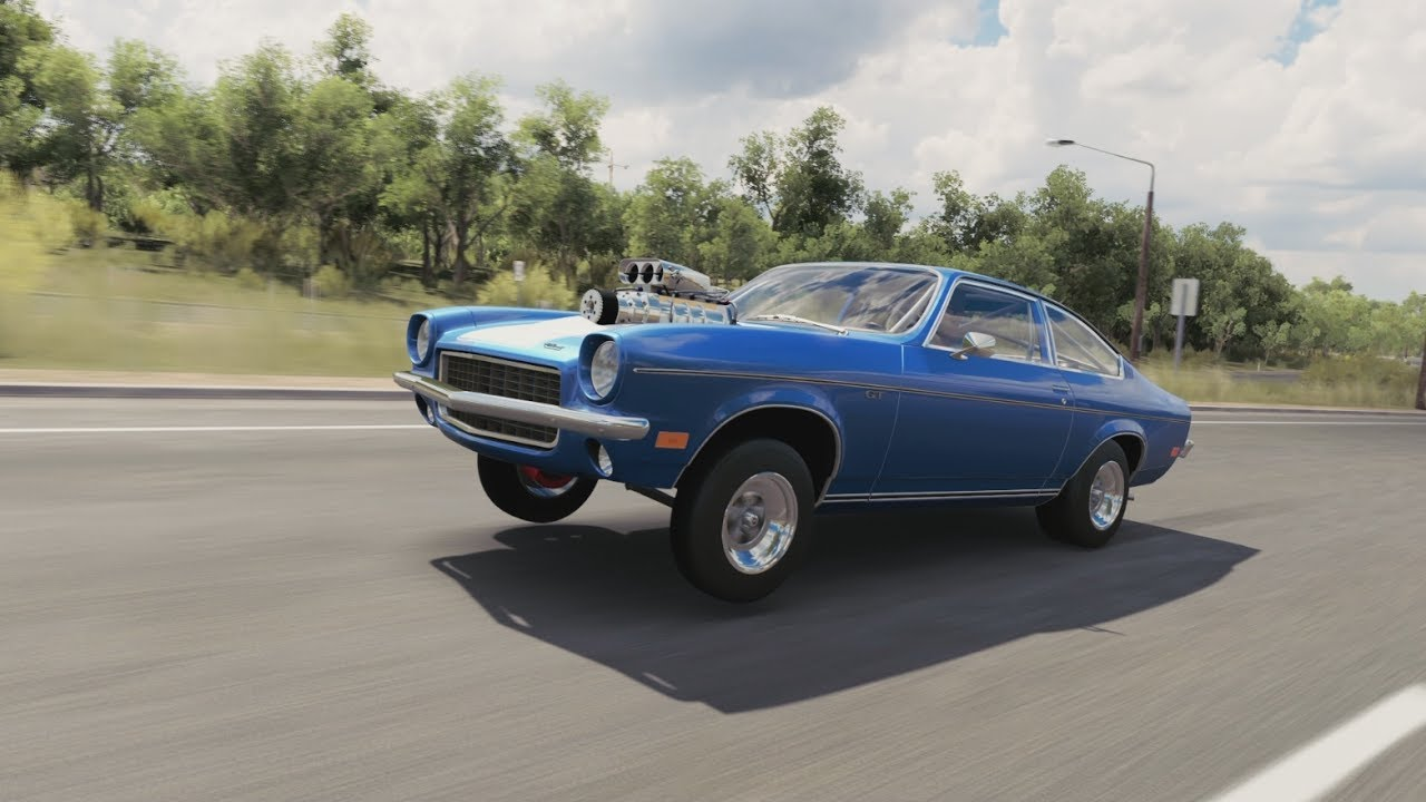 All Chevy 73 chevy vega : Forza Horizon 3 | '71 Chevy Vega GT - 1000+HP LS3 Wheelie/Drag ...