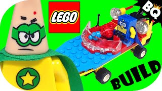 Lego Spongebob Squarepants Heroic Heroes Of The Deep 3815 Flash Speed Build