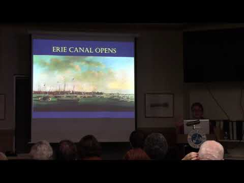 HRMM Lecture: Keepers of the Light: Women Lighthouse Keepers of the Hudson River - 2017-10-25