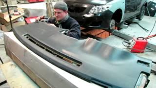 Смотреть видео ремонт торпеды