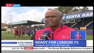 Kenya Rugby 7s Shujaa is looking forward for a good performance in the London 7S