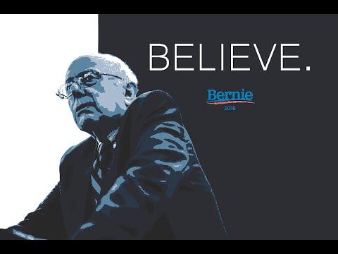 Bernie Sanders Democratic Socialism for America explained by Charlie Chaplin - US President 2016