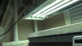 SunBlaze 44  T5 Grow Light Review