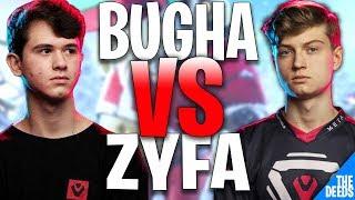 SEN Bugha 1 VS 1 SEN ZYFA | Creative 1v1 *SEN BUILD FIGHTS*