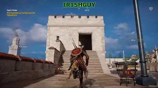 Episode 6: Assassin's Creed Origins - Assassination Ir1shguy style [PC]