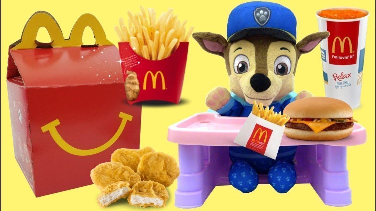 Download Nat & Essie Help Paw Patrol Pups Eat McDonalds Food