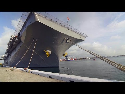 Florida Travel: Fort Lauderdale Fleet Week at Port Everglades