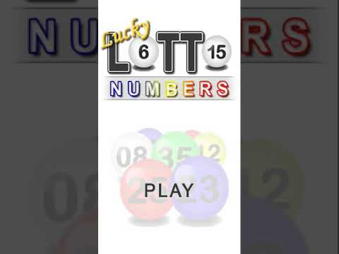 Lucky Lotto Numbers for Android devices