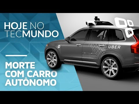 Display MicroLED da Apple, acidente com carro autônomo e mais - Hoje no TecMundo